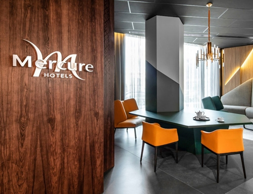Mercure boutique hotels furniture