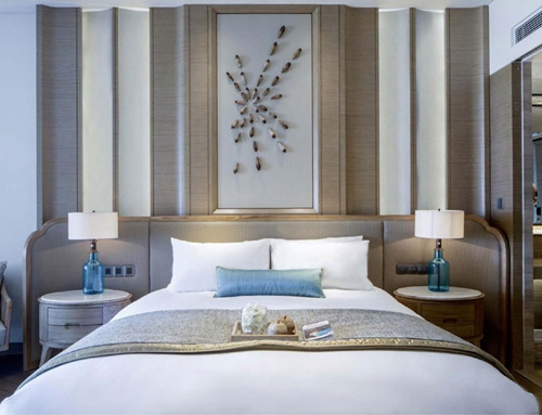Sofitel resorts furniture luxurious bedroom set