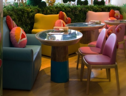 Hello Kitty Secret Path – Restaurant Furniture