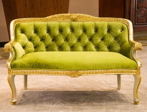 Louis Furniture – Oak Sofa high end contract furniture