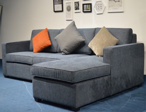 sectional sleeper sofa – small space furniture